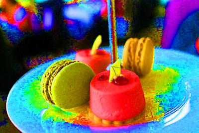ケーキ色相彩度2