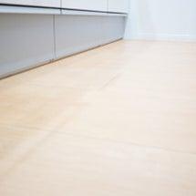 キッチンの床の掃除方…