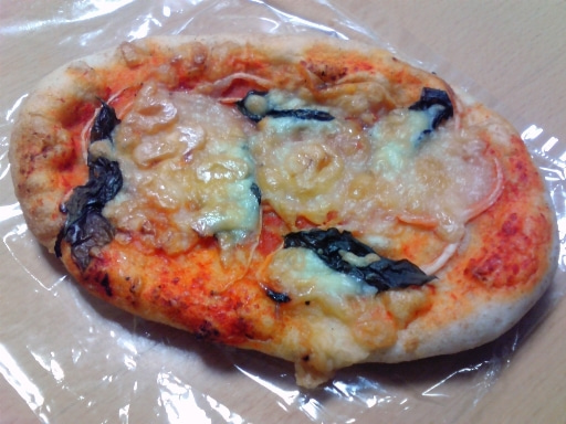 天然酵母パンと惣菜じんじん-ピザパン-01