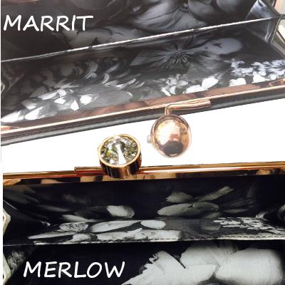 MERLOWとMARRIT比較コイン収納