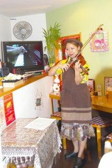バイオリン演奏