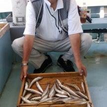 7月14日 岡田釣船…