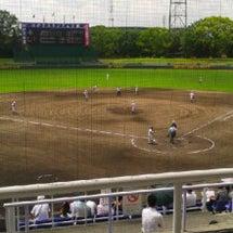 高校野球の京都大会!