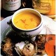 牡蠣のスープ オロロ…