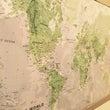 世界地図でございます