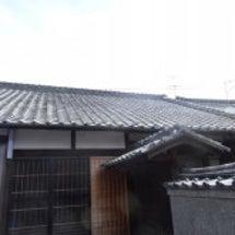 たまには、屋根を見て…