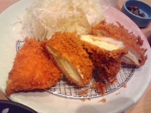 とんかつ和幸-チーズチキンかつ定食-02
