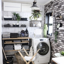お洗濯の効率UP!ラ…