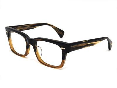 OLIVER PEOPLES RYCE ブラウン