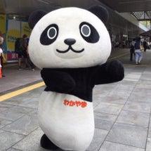 広島駅でプロモーショ…