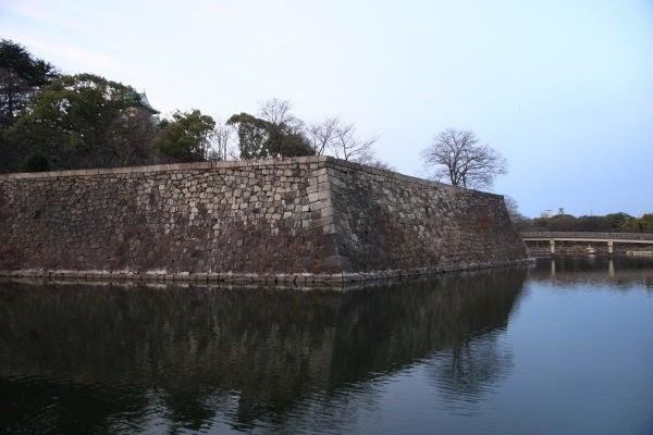 大坂城 菱櫓跡