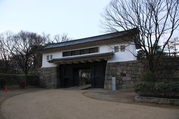 大坂城 青屋門