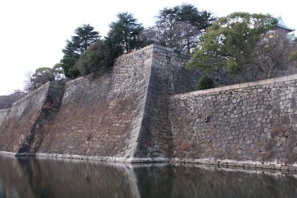 大坂城 糒櫓跡