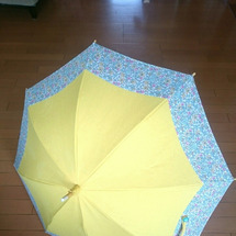 リバティ 日傘
