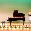 夏のピアノ発表会の日…