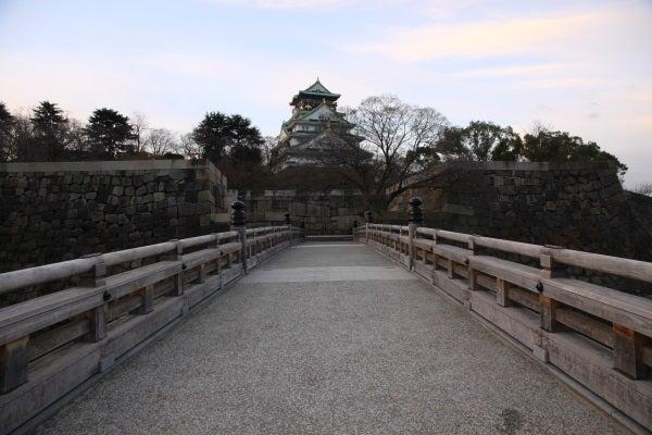 大坂城 極楽橋