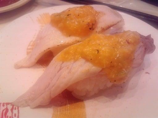 回転寿司海鮮三崎港-はまちねぎ味噌炙り-01