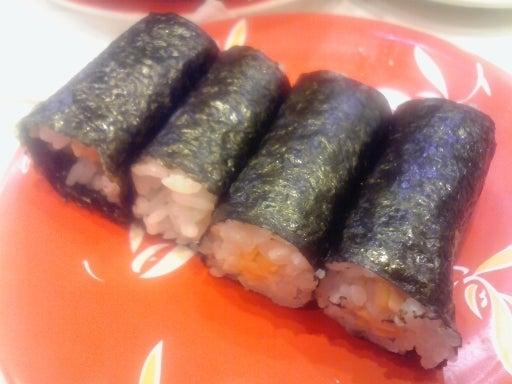 回転寿司海鮮三崎港-納豆巻-02