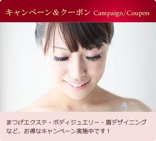 キャンペーン・クーポン