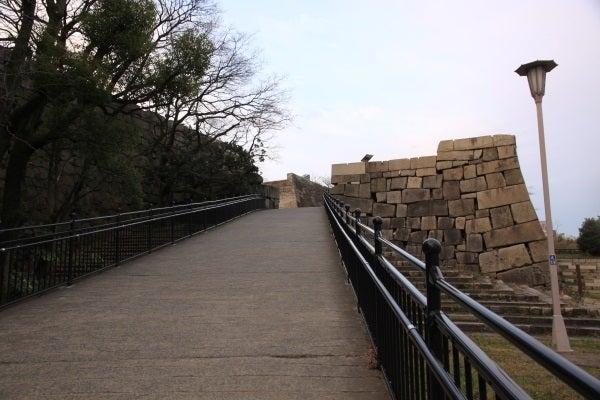 大坂城 山里口門跡