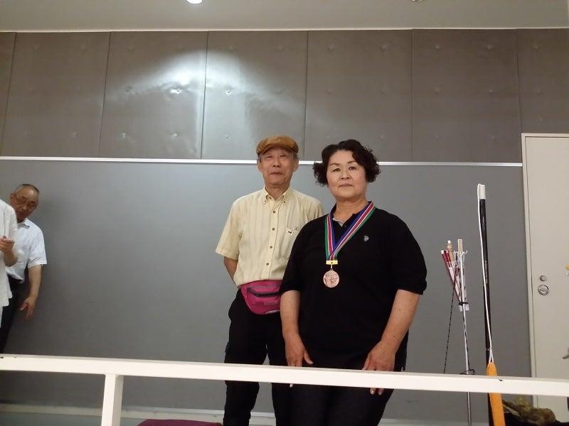 3位S井さんとT田支部長〓
