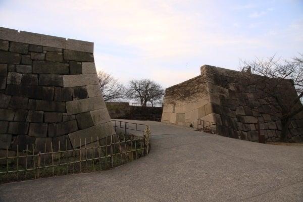 大坂城 姫門跡