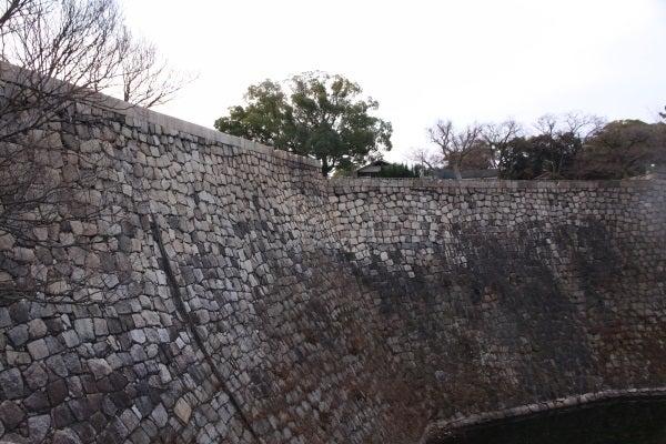 大坂城 弓方預櫓跡