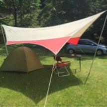 和佐又山 キャンプ