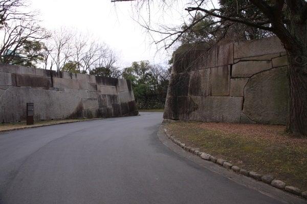大坂城 京橋門跡