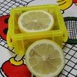 レモン電池でモーター…