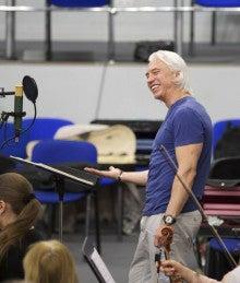 Recording of Sviridov