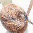 金髪をほんのり変身♪
