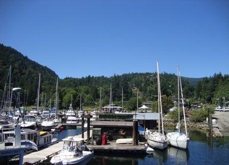 Snug Cove 3 アイ・カナダ留学サポート