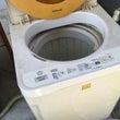 洗濯機と冷蔵庫の回収…
