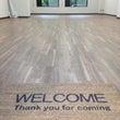 新スタジオの床完成 …