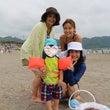 ◆2歳児と7歳児と海…