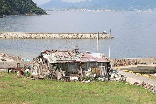 女木島西浦漁港