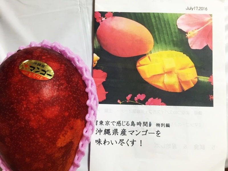 お土産マンゴー