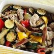 豚肉と夏野菜の焼きび…