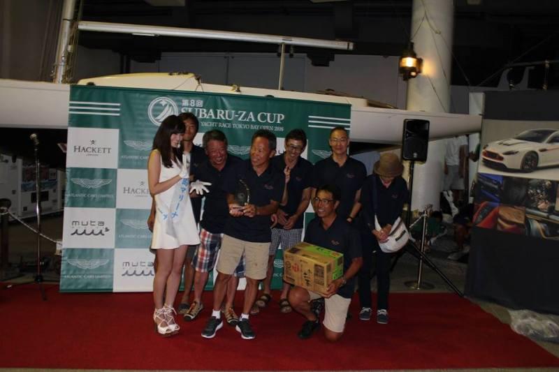 スバルザカップ ヨットレース