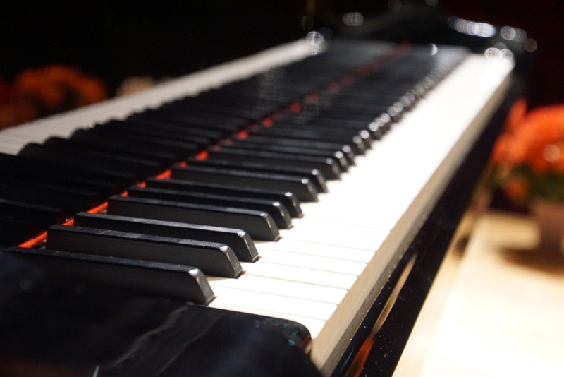 佐藤智香子 フェリーチェピアノ 発表会 鍵盤