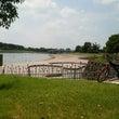今日は彩湖です。