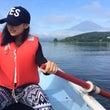 川中湖畔walkin…