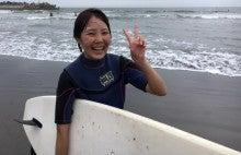 初心者サーフィンスクール女性千葉九十九里