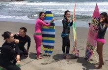 サーファーガールサーフィンスクール女性千葉初心者