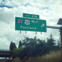 Portlandで買…
