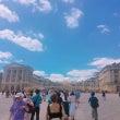 フランスの空。