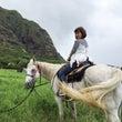 乗馬〜ハワイ旅日記9