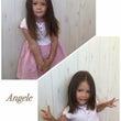 3歳のカワイイ女の子