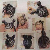 だんじり祭りヘア受付…